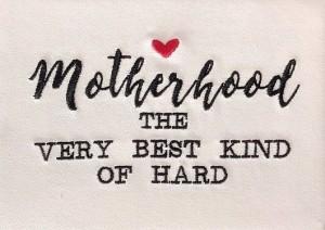 MotherhoodIsHard